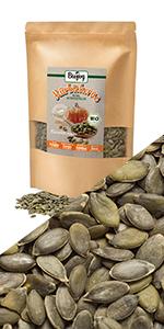 pompoen zaden brood vezels proteïne bakken koken meel granen biologisch gluten zonder dieet shake