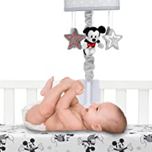 Magical Mickey Mouse Mobile Entertaining Baby