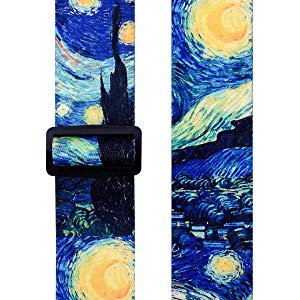 adjustable guitar strap for girls women men