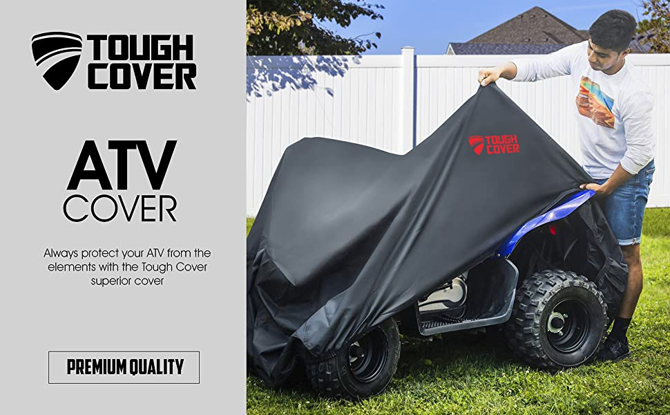 Premium quality cover for your ATV from Tough Cover