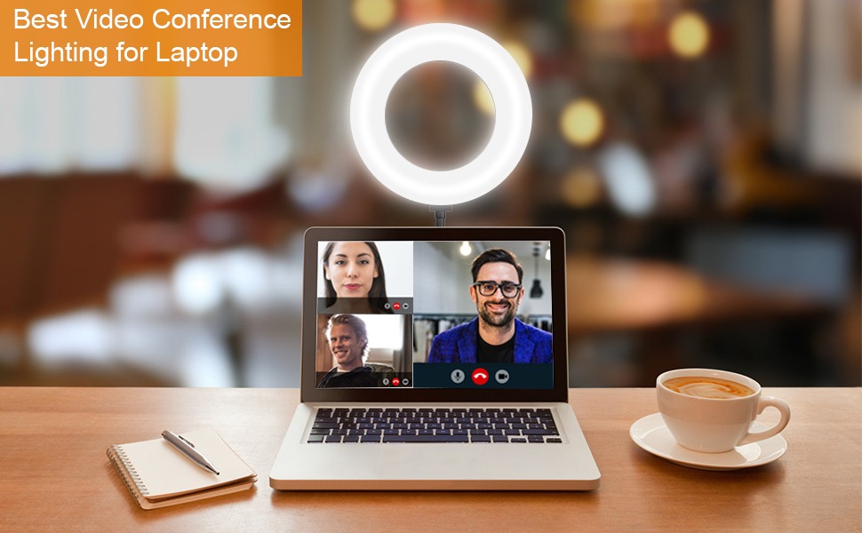 laptop light for video conferencing