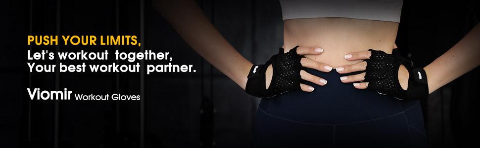 viomir workout gloves