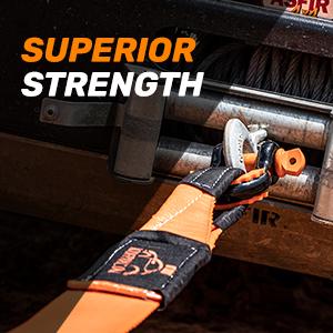 superior strength