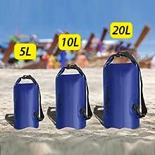 5l 10l 20l dry bag