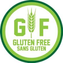Gluten-Free, Sans Gluten