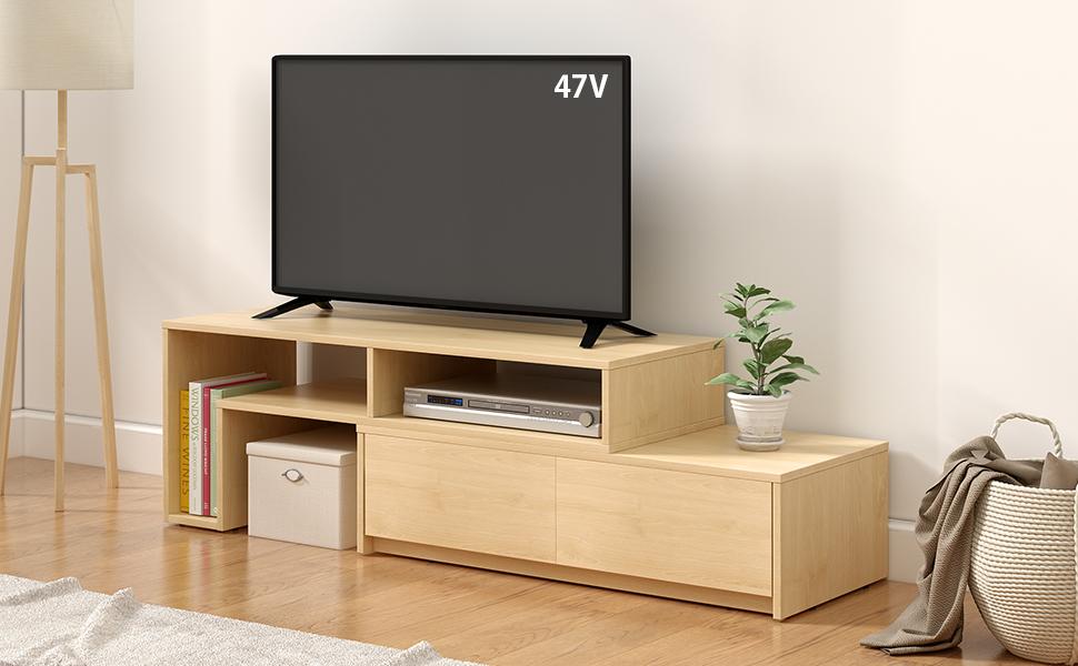 WLIVE 伸縮テレビ台MF0059