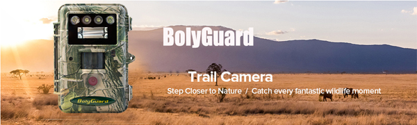 BolyGuard SG2060-D Trail hunting camera