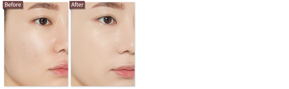 Covers Flawlessly Without Concealers