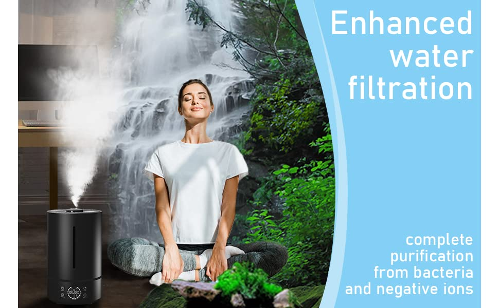 Enhanced Water Filtration