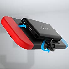 High-speed Charging and Recharging