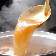 博多若杉 もつ鍋セット スープ