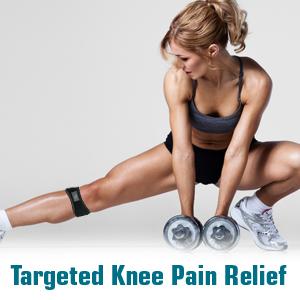 patella strap knee pain relief meniscus tear support heal injury men women sport help leg muscle aid