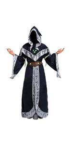 Mystical Dark Sorcerer