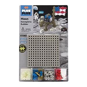 Mini Maker Tube Lunar Lander 70 Piece PLUS PLUS Construction Building Toy
