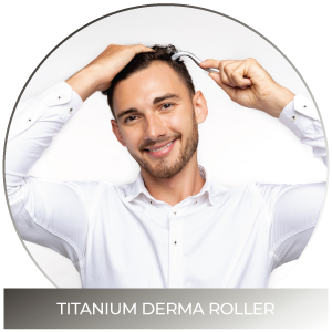 serum with vitamins natural ingredients roll rolling on scalp castor help grooming