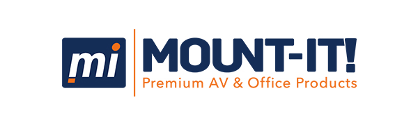 Mount-It! Small TV Monitor Mount