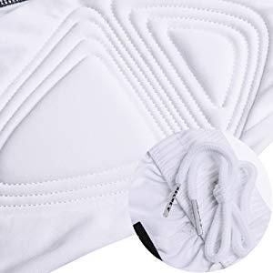 KELME Loose Soccer Goalkeeper Suit Sponge Protector Professional Long Sleeves Jersey & Shorts for Men Kids