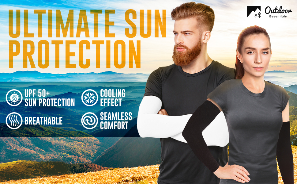 FKAHQ Marine Corps Gold Globe Patriotic Mens/&Womens Uv Sun Protection Arm Sleeves Sun Protection Arm for Youth 1 Pair Sun Protection Arm