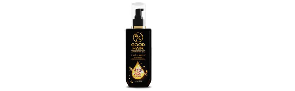 Good Hair Oil Ayurvedic Oil