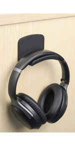 headphone hanger desk wall mount