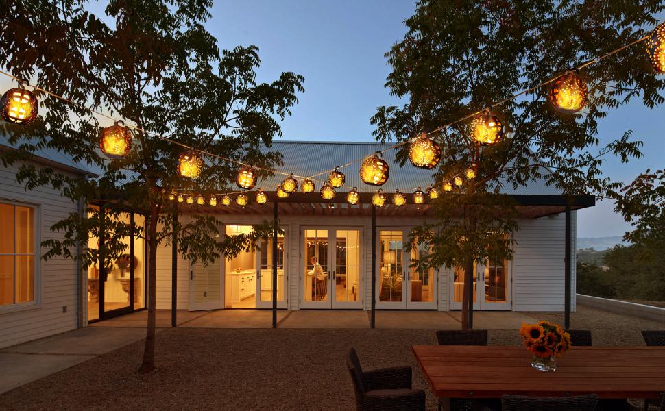 YUE GANG Guirnalda Luces Exterior LED Cadena de Luces 10m/32.74ft ...