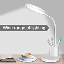 desk lamp  lighting wide range