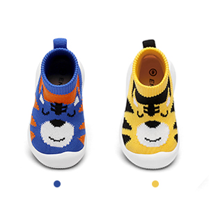 tiger sock shoes