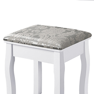 cushioned stool