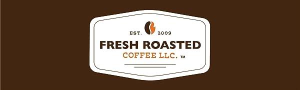 Fresh Roasted Coffee Logo