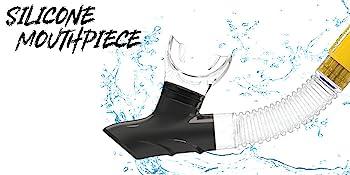mouth piece, snorkel