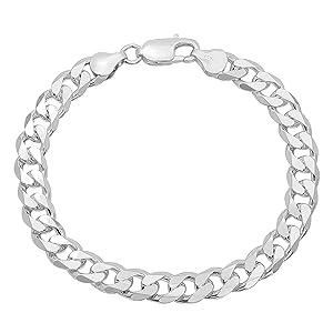 bracelet link chain cuban