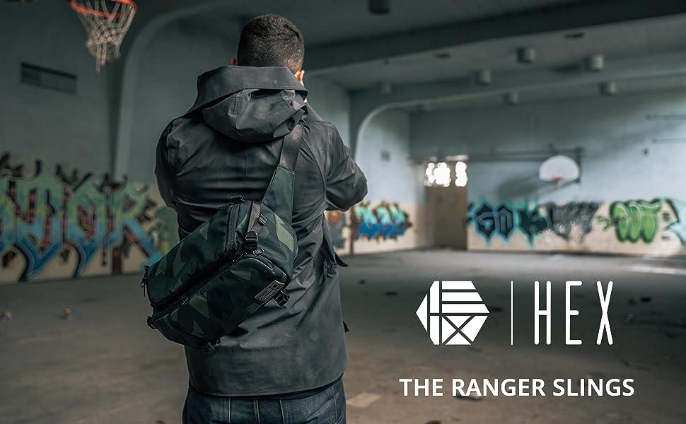 hex ranger sling