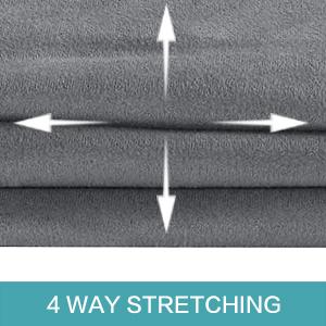 stretching sofa cover velvet sofa cover