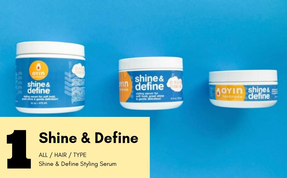 styling serum