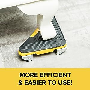 heavy furniture roller mover tool mover roller wood furniture sliders smart sliders refrigerator kit