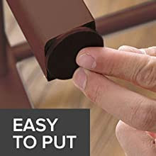 felt pads for furniture legs