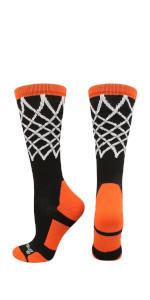 Girls Boys Basketball Socks Mens Womens