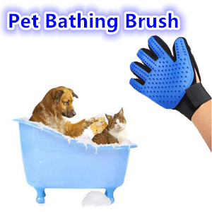 Pet Bathing Brush