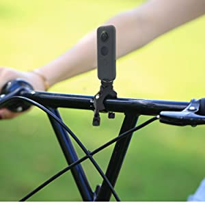 bicycle mount camera