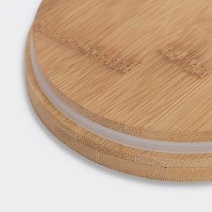 Airtight Bamboo Lid