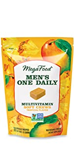 Men's One Daily Soft Chews