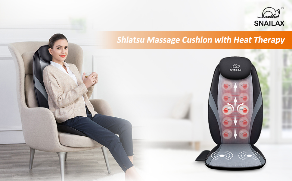 father's day gift back massager with heat