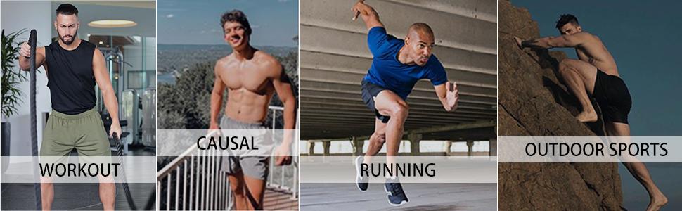 workout causal running outdoor sports