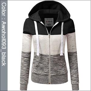 womens hoodies plus size black