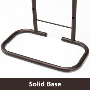 Products Rust Proof Stainless Steel Shower Floor Caddy, 3 Tiers (Assembly Required -