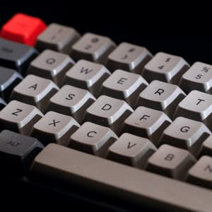 pbt keycaps of sk61