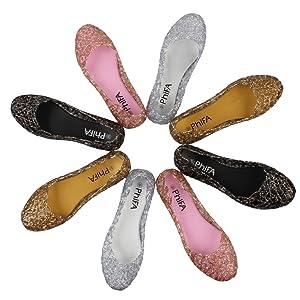sandal colorful