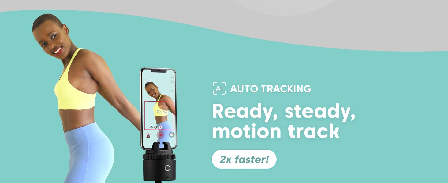 Auto-Tracking pivo
