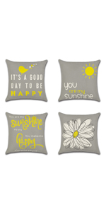 VIENLOVE Decorative Pillow Covers
