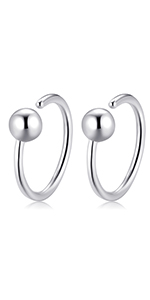 Huggy Hoop Earrings